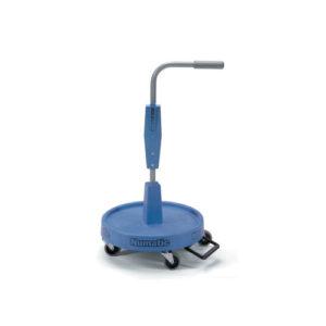 Комплект из основания, педали и ручки для NC-1, диаметр 500мм, высота 870мм, синий