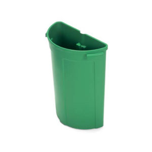 Модуль для мусора на 70 литров, зеленый