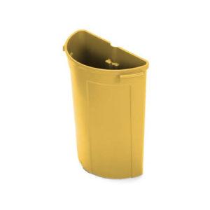 Модуль для мусора на 70 литров, желтый